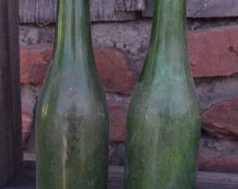 2 Soda bottles