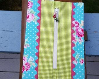 Journaling necessity bandbag for planner accessories storage a sunshinenellie original pattern