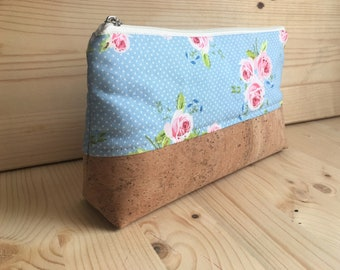 Cosmetic Bag, Zip Pouch, Makeup Bag, Pencil Case, Zipper Bag