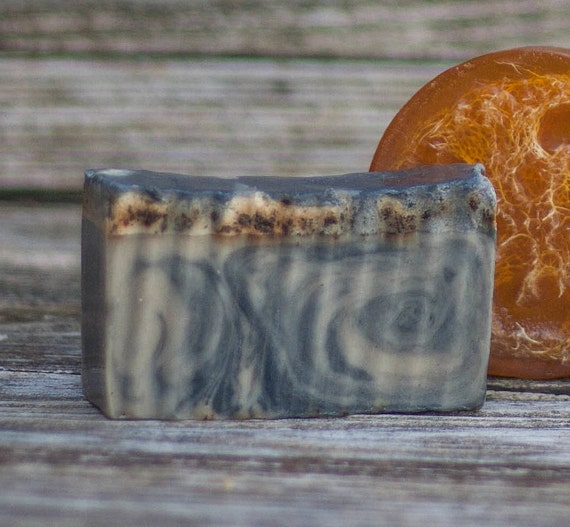 The Texas Gypsy (Patchouli Citrus & Spice ) Goat Milk Soap