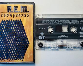 R.E.M. : Eponymous (Cassette Tape)