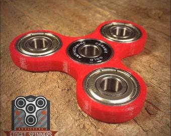 EDC Spinner Tri Bar Fidget Toy