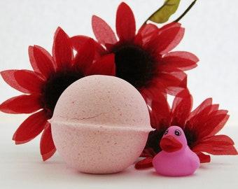 kids bath bomb/duck bomb/rosemary bath bomb/bath bomb with toy inside/bath bomb/duck toy/bath bomb for kids/rubber duck toy/ rubber duck