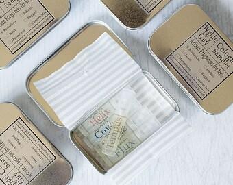 Men's Cologne Sample Gift Set