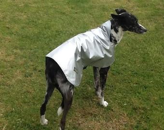 Dog Sun Heat Reflective Tabard and Showerproof Coat