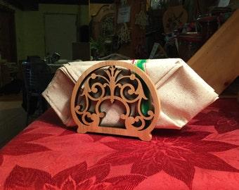 Victorian Napkin Holder