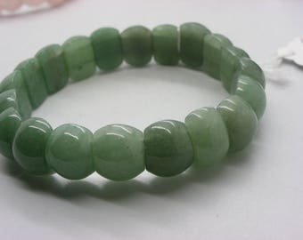 natural green aventurine bracelet