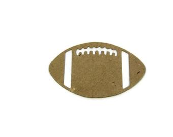 Paper Football Die Cut Set of 30
