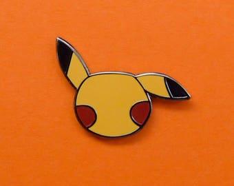 POKEMON - Pikachu (Faceless) Pin