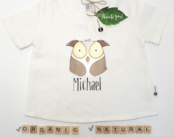 Personalized linen, custom baby clothes, baby name, baby name clothes,  linen kids clothes, linen baby clothes, organic baby clothes, linen