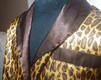 Vintage Leopard Lounge Wear