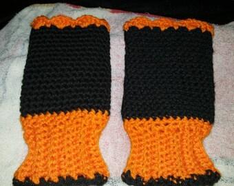 SF Giants hobo gloves