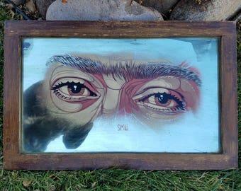 Frida Kahlo's Eyes