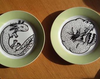 Animal Plate - Small