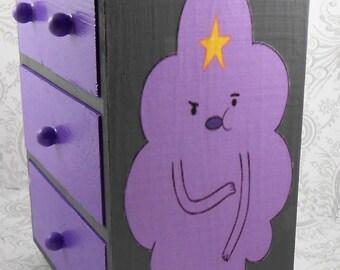 Lumpy Space Princess Stash Jewelry Box
