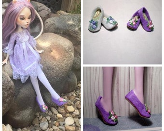 Special Order: Monster High doll shoes