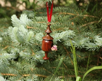 Bird House, Ornament, Exotic Wood, Home Accents, Home Decor