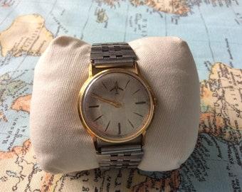 Raketa airplane au 20 Vintage watch watch 1960s