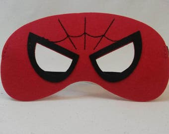 Spiderman Party Mask, Costume Party Favor