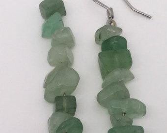 Green Shell Beads