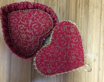 Handmade Heart box