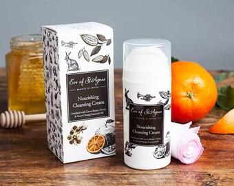 natural - cleanser - for dry skin - natural face wash - face cleanser - make up remover - sensitive skin - honey cleanser - yoni cleanser