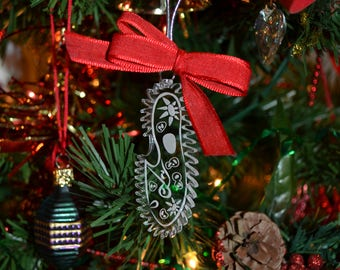 Ornament - Paramecium cell  | Science Ornament