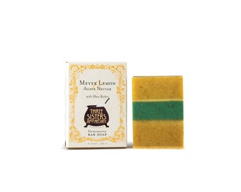 Meyer Lemon & Agave Bar Soap - 4.75 oz