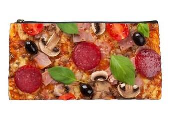 I love Pizza - Pizza zip up bag