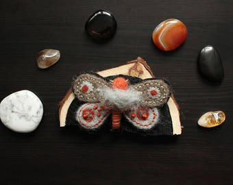 Moth/ Butterfly Brooch 05