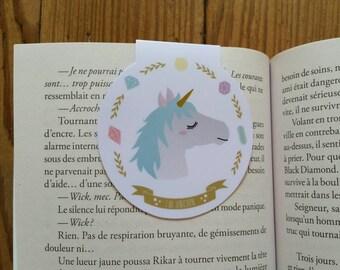 I'm Unicorns / / 1 magnetic bookmark