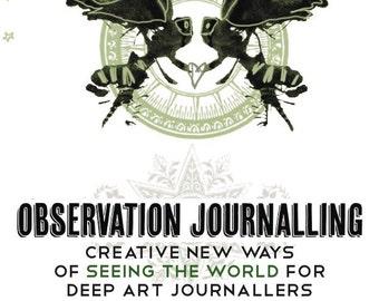 Observation Journalling workshop - self-paced edition!