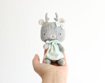 Stuffed Animal Custom   Reindeer