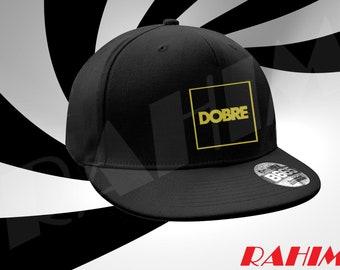 Dobrok Brother limited gold youtuber, Snapback, Baseball cap