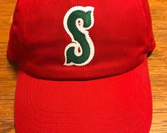 1980s Throwback Stanhope State Baseball Cap