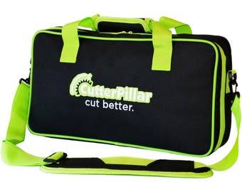 CutterPillar Paper Trimmer Crop Tote, tote bag