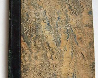 Hand Written Music Book c.1800's