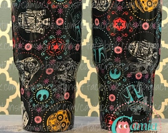 Double Wall Insulated Fabric Tumbler - 10oz, 20oz, 30oz