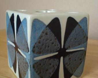 Royal Copenhagen Ellen Malmer Candle Holder/Vase