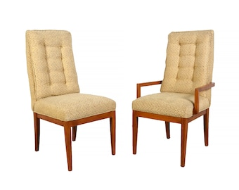 Founders Furniture Dining Chairs Parsons Chair Mid Century Modern