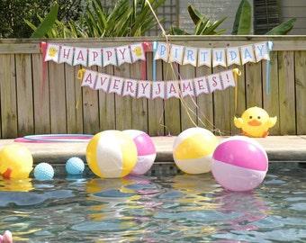 Rubber Ducky Birthday, Rubber Ducky Invitation, Rubber Ducky Printables, Rubber Ducky Decorations, Lauren Haddox Designs