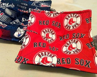 Microwave Cozy in Your Favorite Team Fabric!
