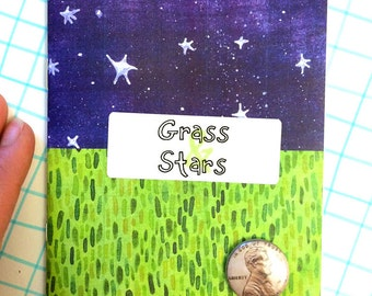 Grass & Stars Zine Issue 3