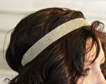 SALE! Gold Dust Headband