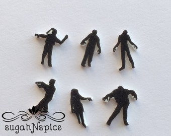 Zombie Floating Charm - Zombie Memory Charms - Zombie Floating Charms