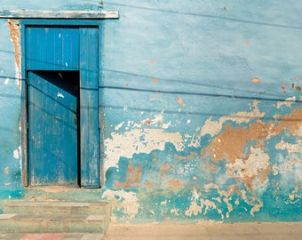 Doors of Cuba - Photography Fine Art Print, Decor, Tinidad Print, Travel Photography, Cuban Art, Urban Decay, Wanderlust Print, Shabby Chic