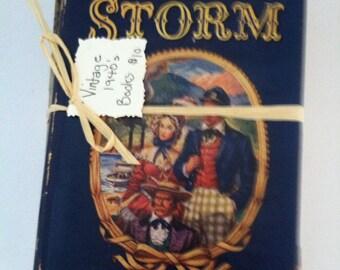 Vintage 1940's Romance Novels