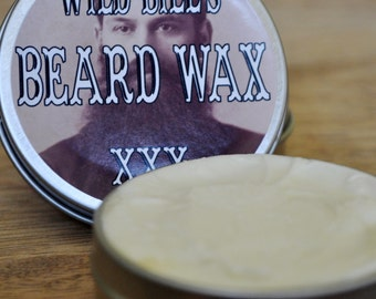 Wild Bill's Beard Wax