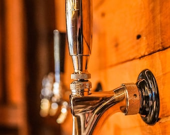 Beer Tap System in Wood, Beer Tap Picture, Beer Tap Photo