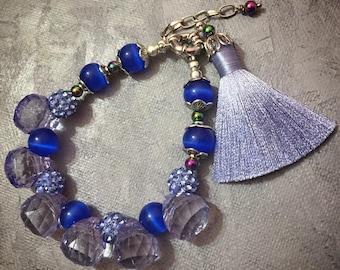 Bracelet Acrylic TanyaGrit